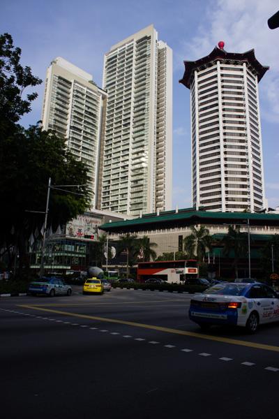 Singapur y Su Inmensidad