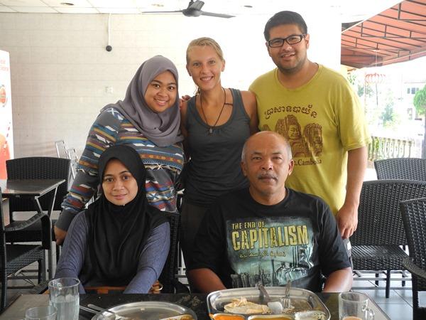 Unser Freund Bakri und seine Familie