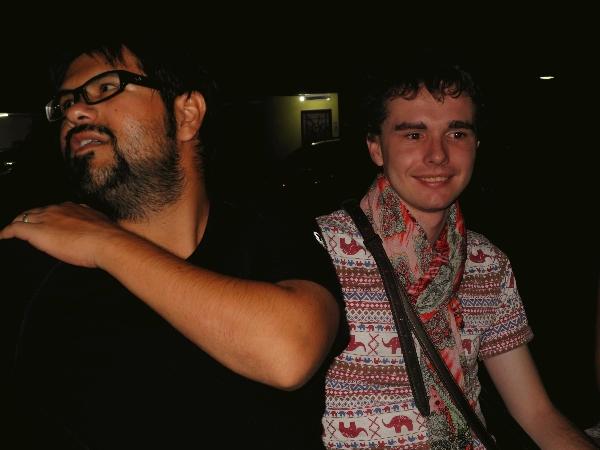 Boaz und Roberto