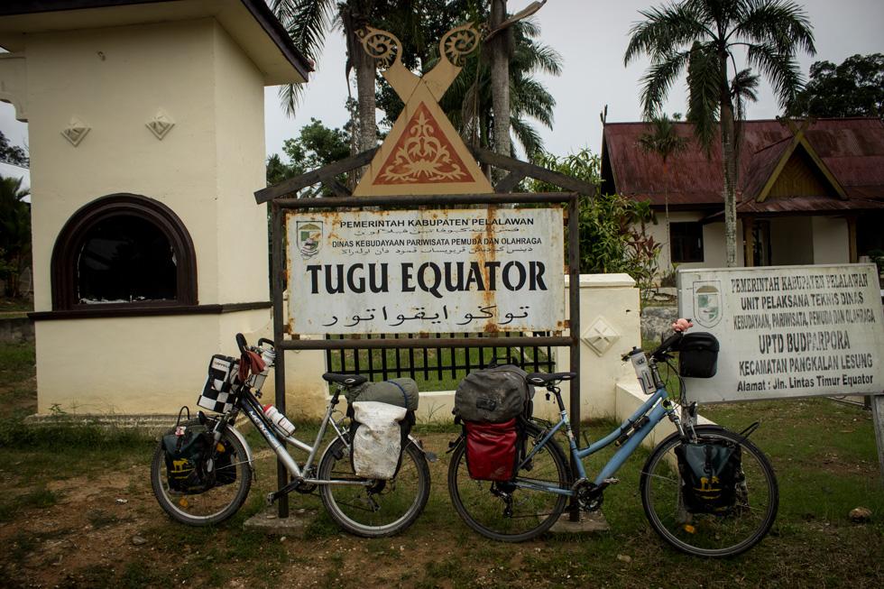 El Ecuador en Bicicleta
