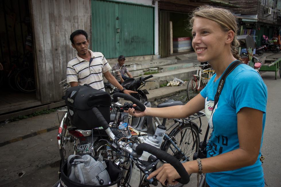 Las Bicis de Kuala Tungkal