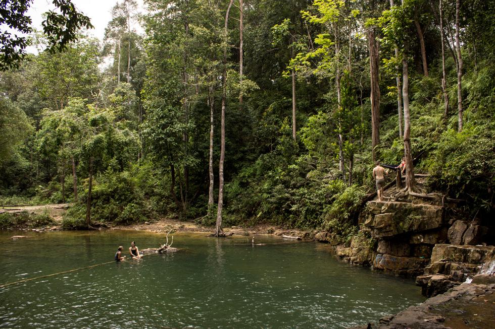La Cascada de Batam