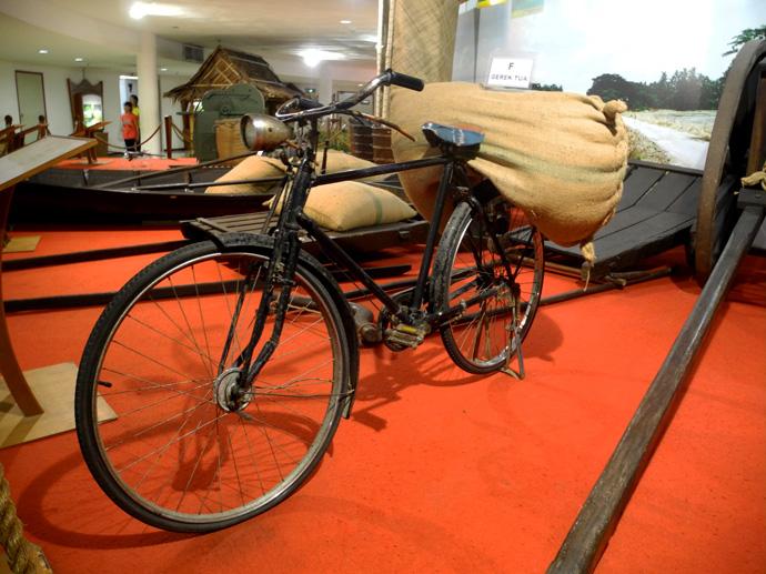 The Bike Rice