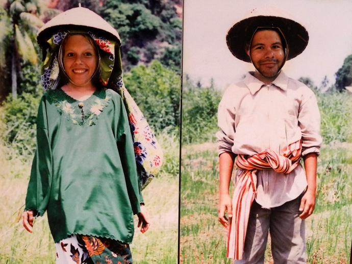 We the Rice Men!