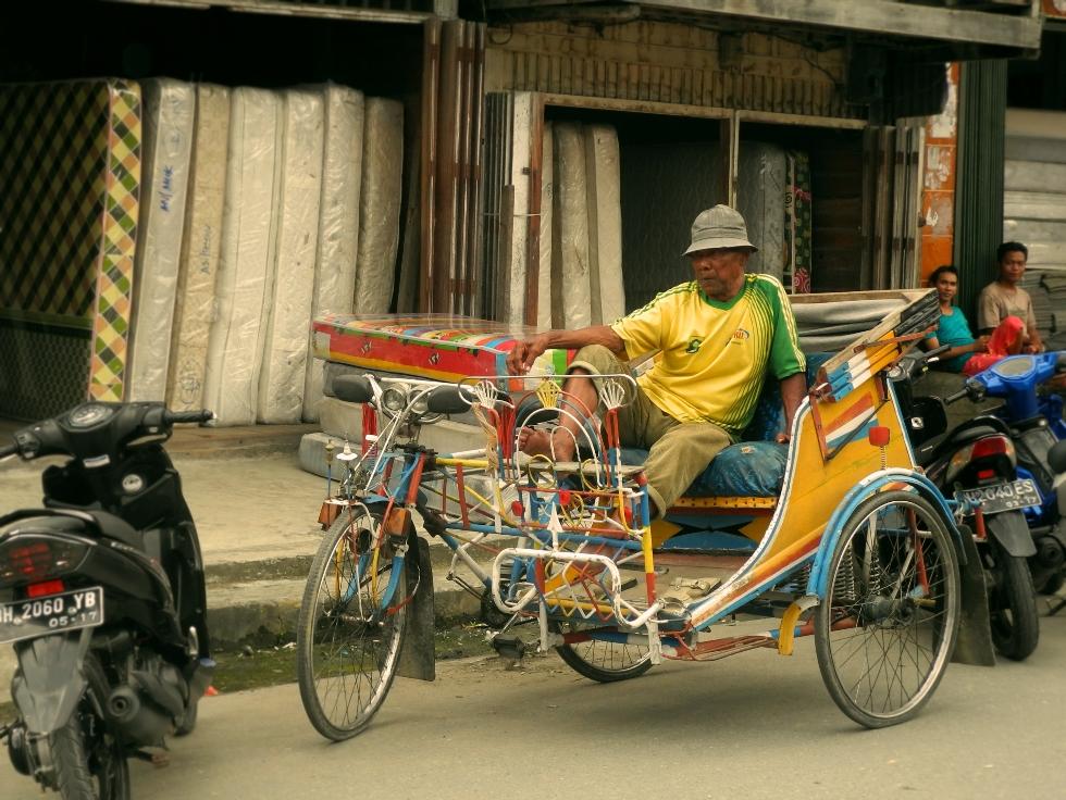 Fahrradtaxi