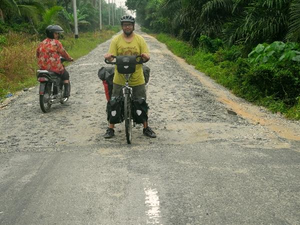 Beautiful pavement!
