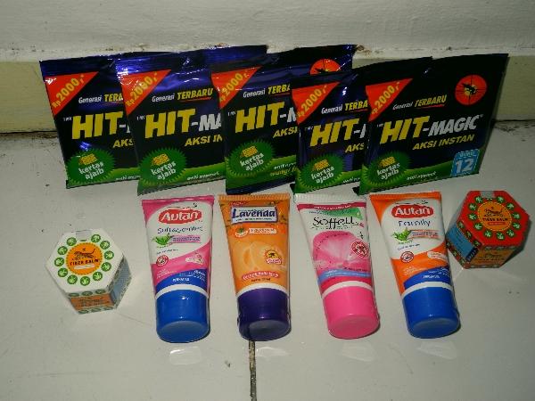 Indonesian repellent