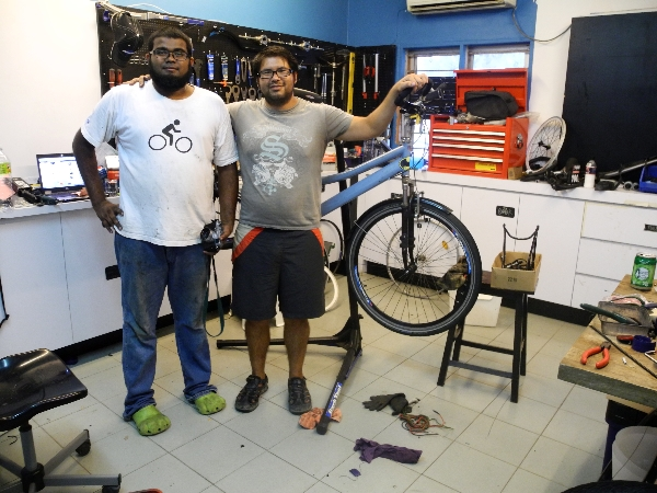 Akmal Bike Kuala Lumpur