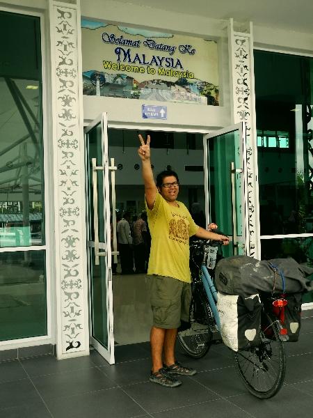 Back in Malaysia