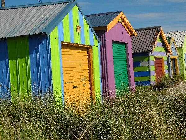 The Chelsea beach houses