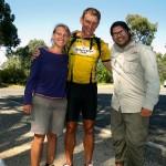 Uli aus Regensburg ist ein schneller Radler