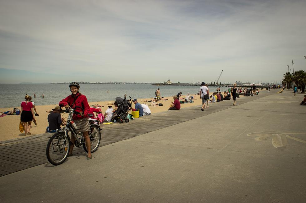 Camino a la Playa Chelsea 2