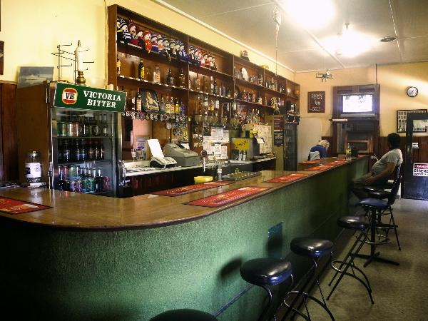 Genoa's bar/pub/hotel