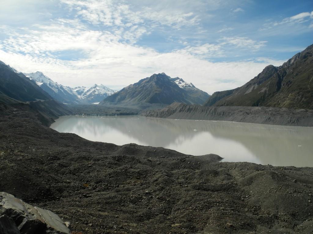 Ein weiterer Gletschersee
