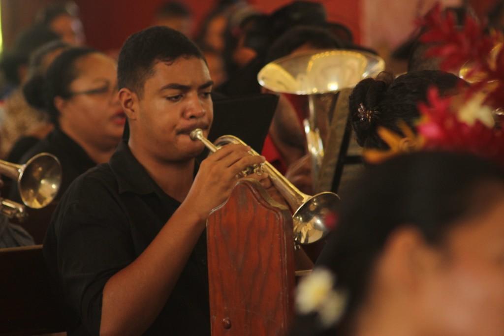 Tongan Music in the Church
