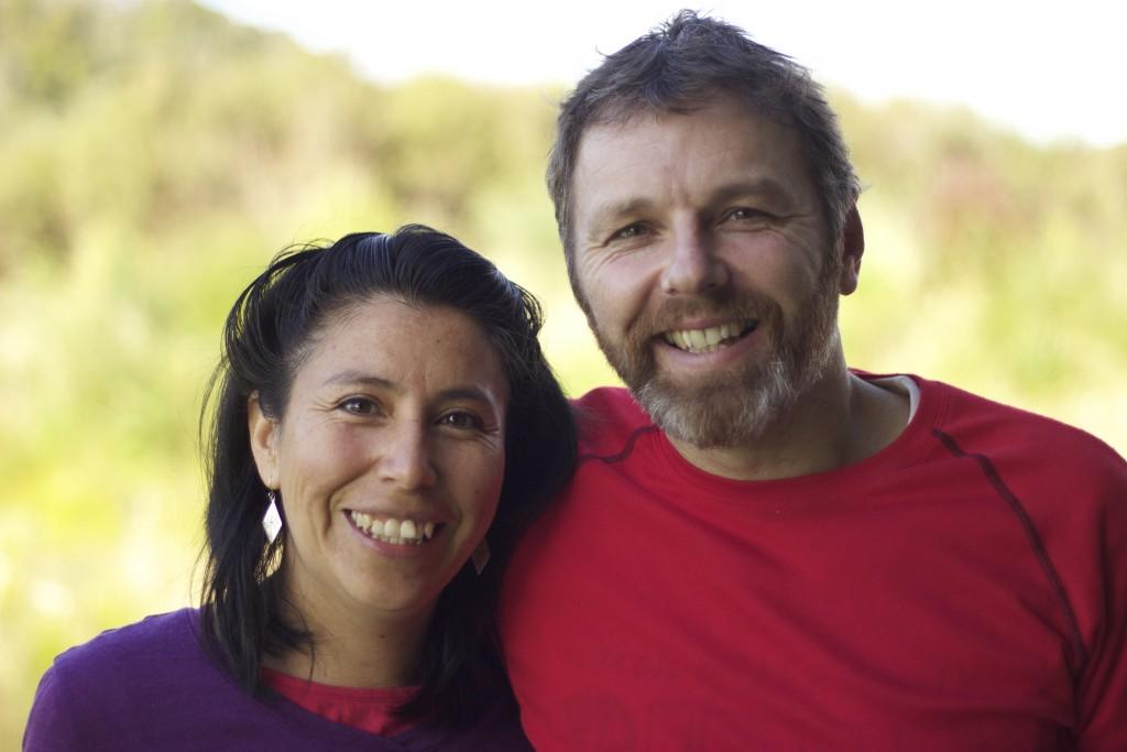 Justin and Silvia