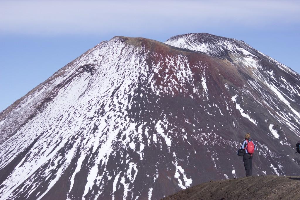 Tip of Volcano