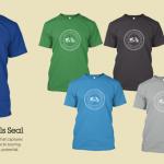 T-Shirt Tasting Travel Seal