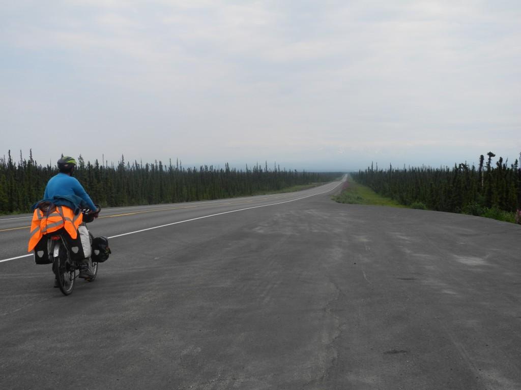 Cycling towards the Tok Cutoff