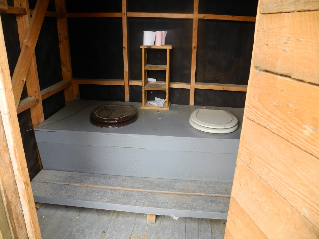 Double-Outhouse