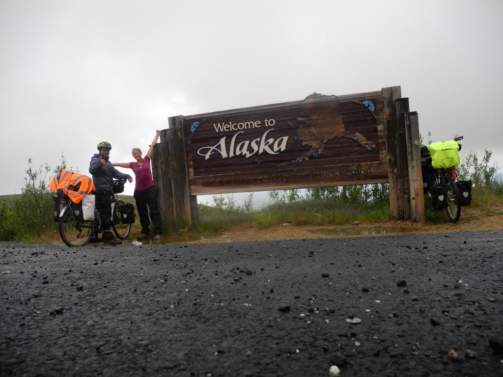 Goodbye Alaska ...