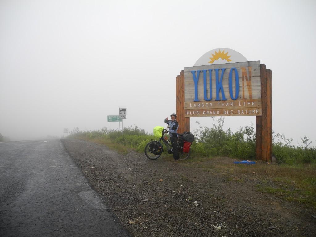 ... Hello Yukon, Canada!