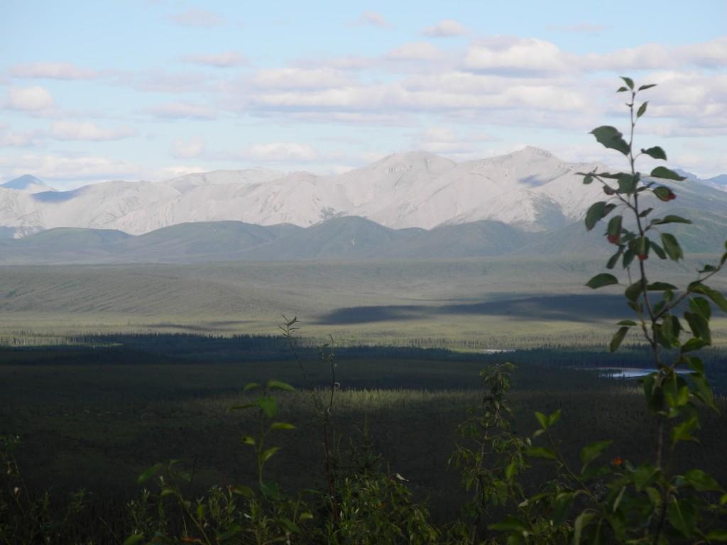 Ogilvie Mountain Range