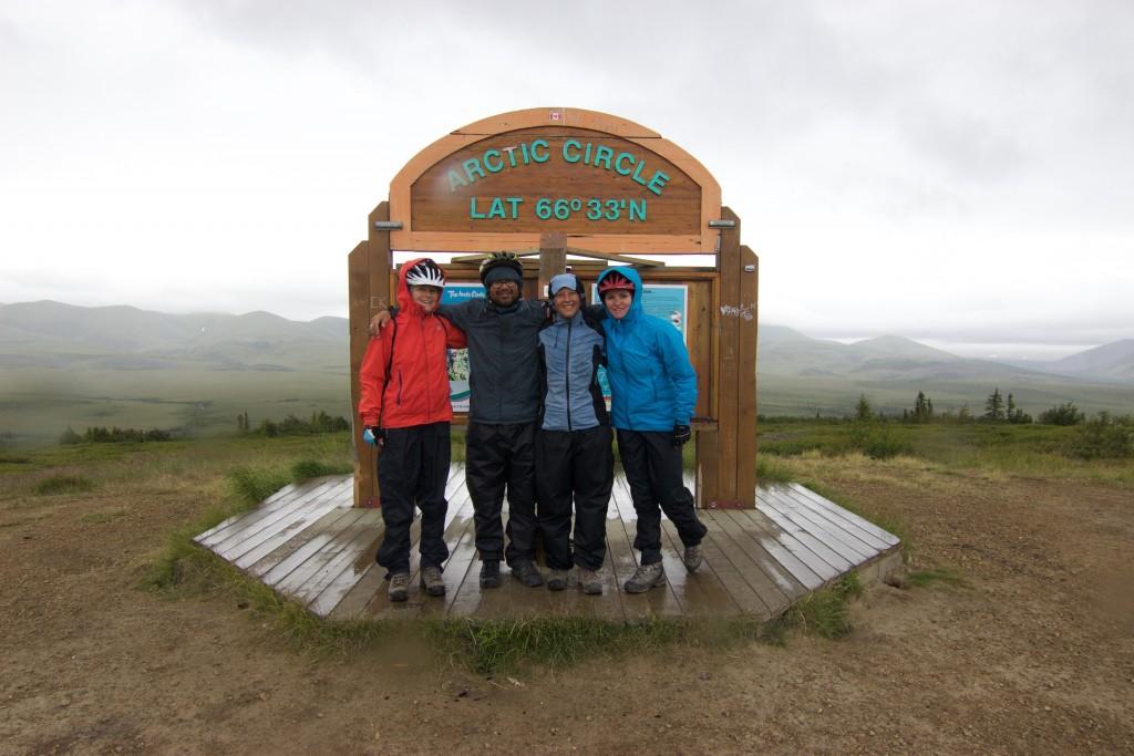 Llegamos al Círculo Ártico