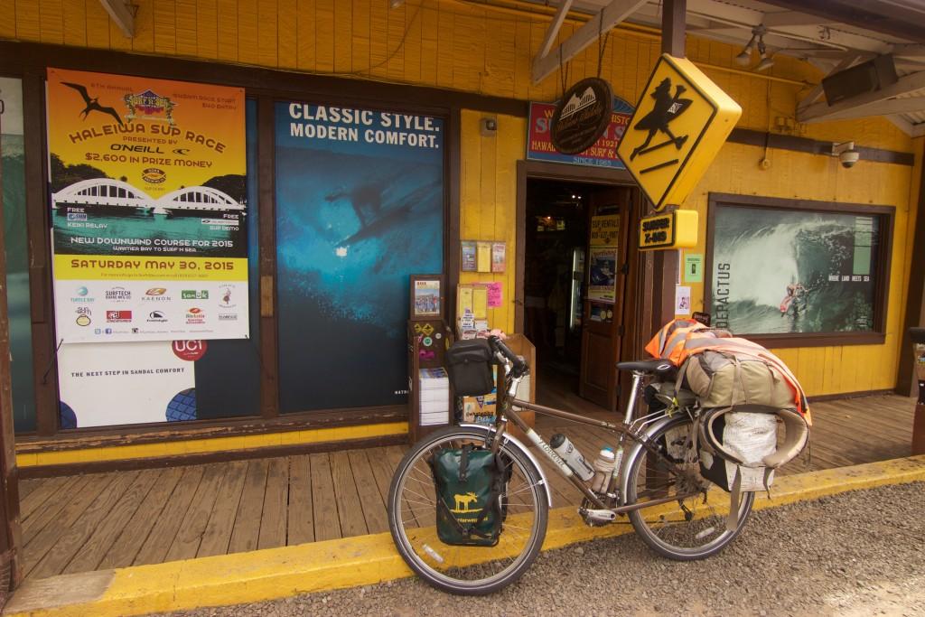 Haleiwa Surf Town