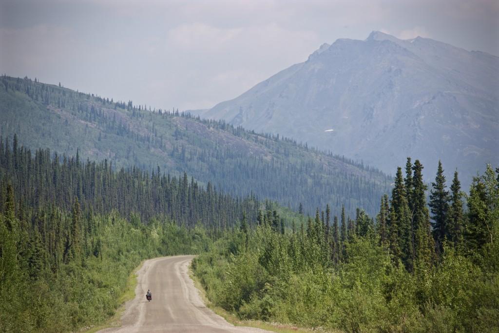 Tombstone Park in Yukon Territory