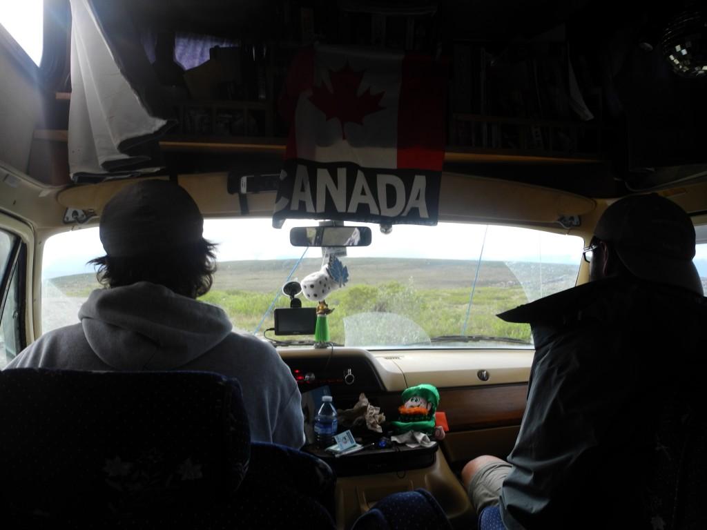 Roadtripping Canada