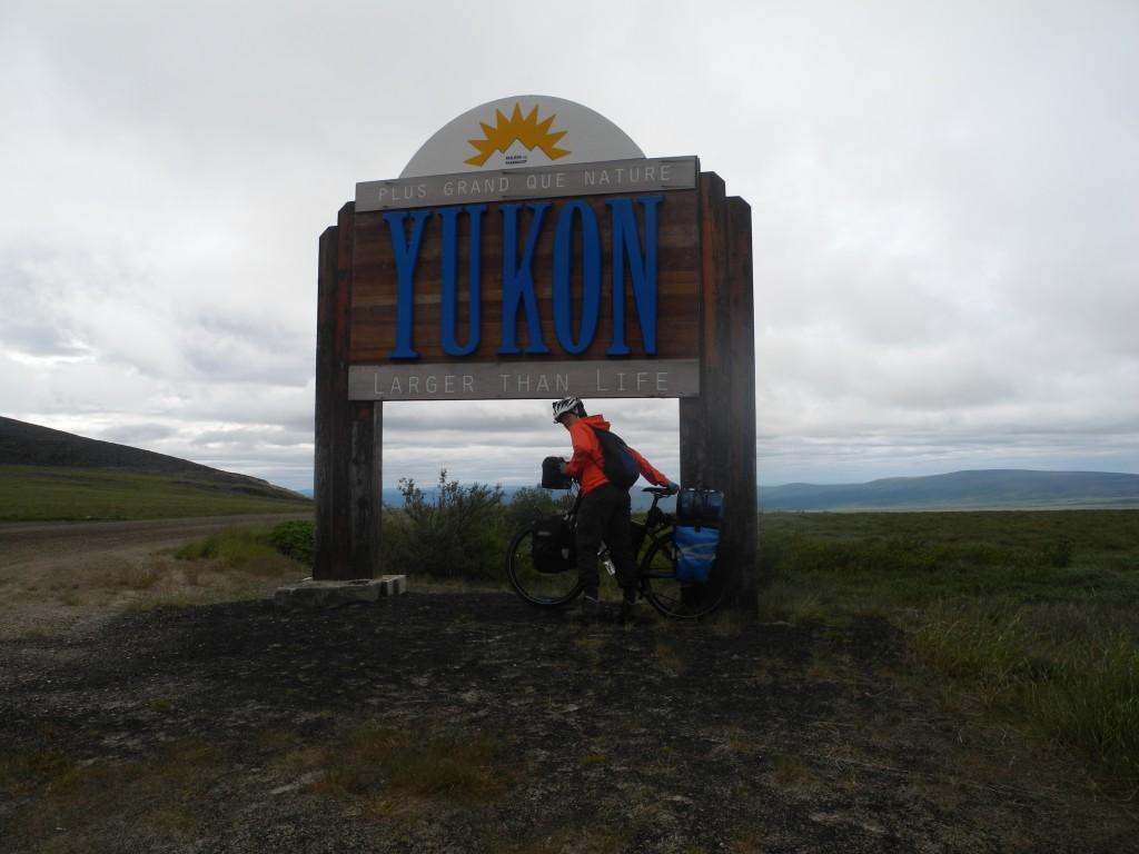 Goodbye good old Yukon ...