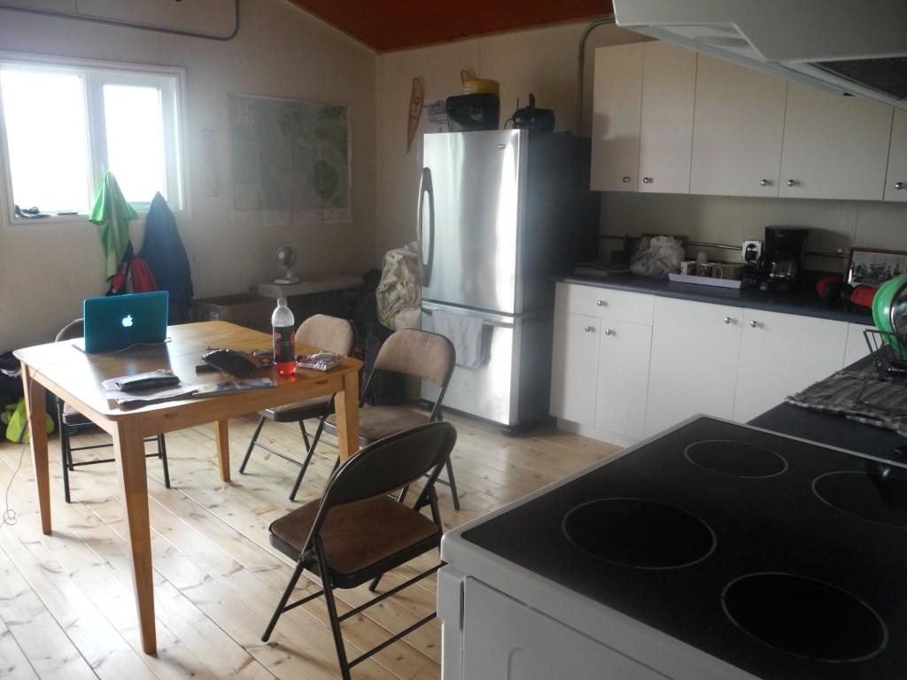 Accommodation in Tsiigehtchic