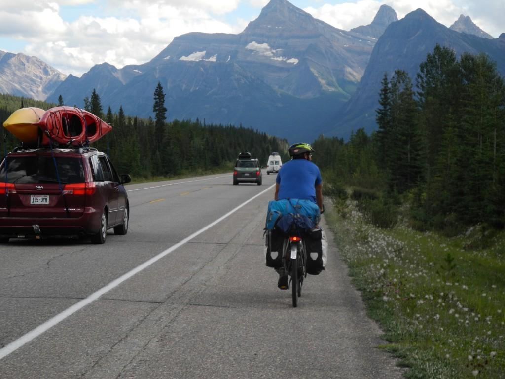 cycling Canada