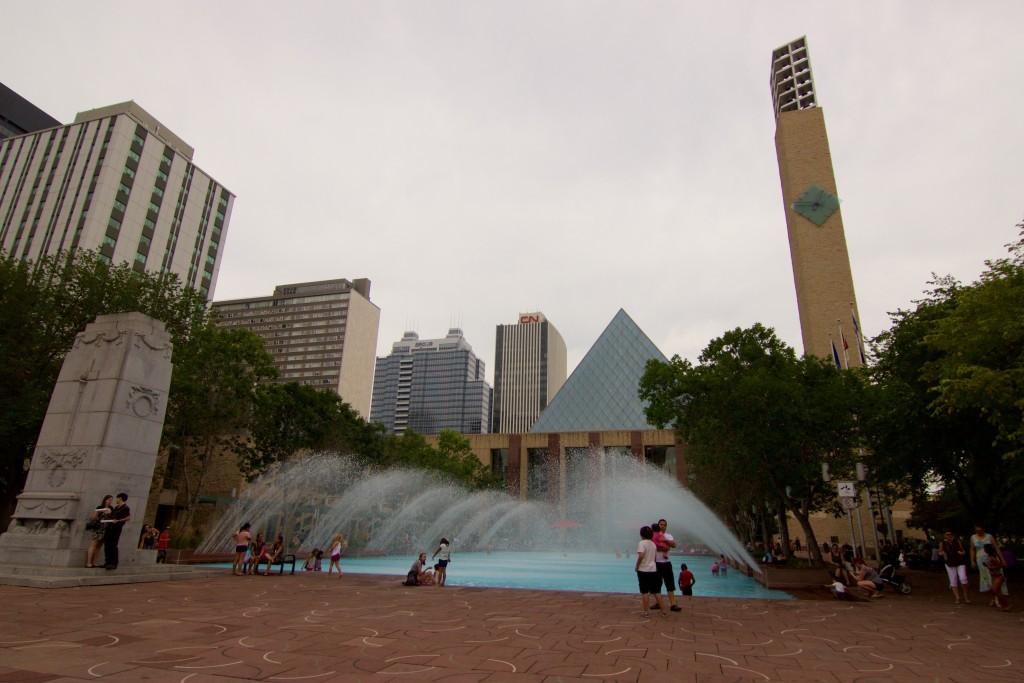 Centro de Edmonton