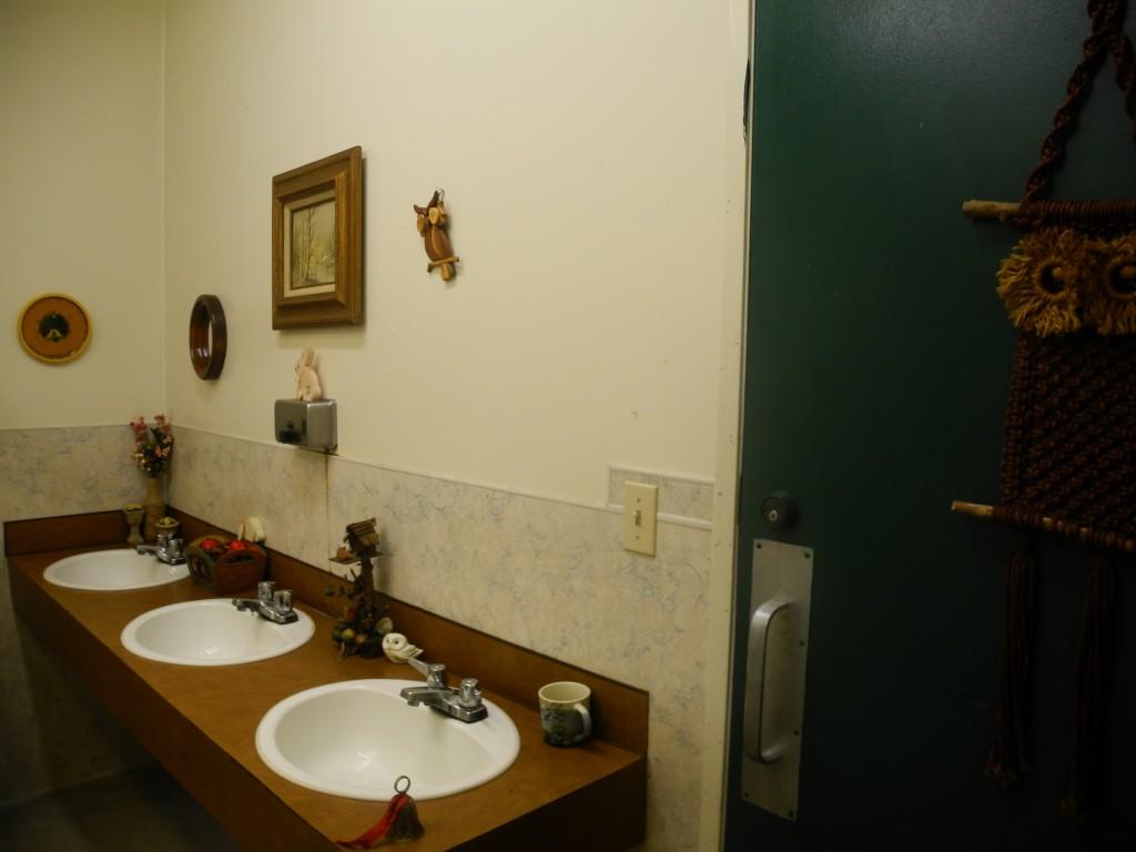 Rieboldt Park Bathroom