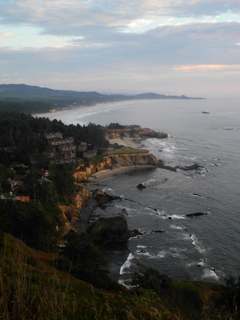 Cycling the Oregon Coast