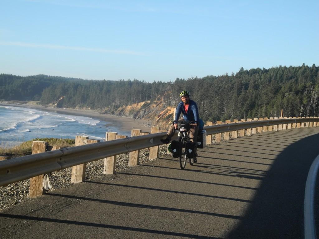 Mit dem Rad die Oregon Küste entlang