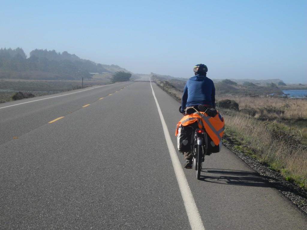 Roberto loves cycling Oregon