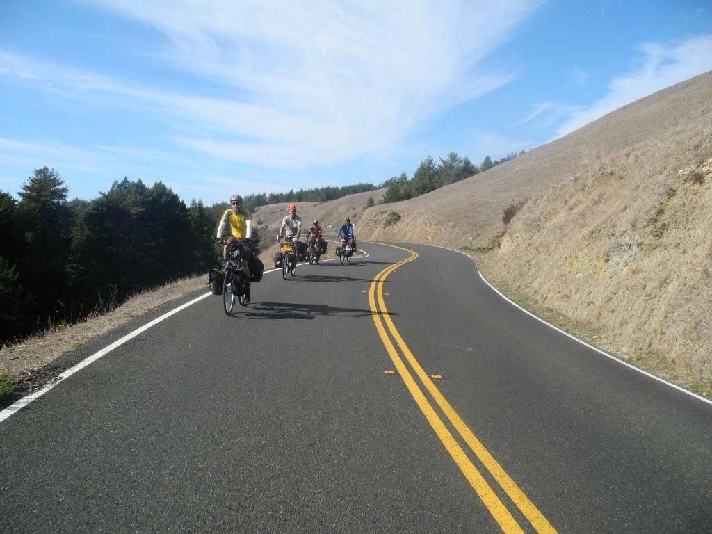 Cycling California