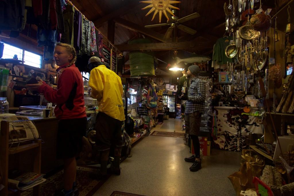 Little store near Leggett
