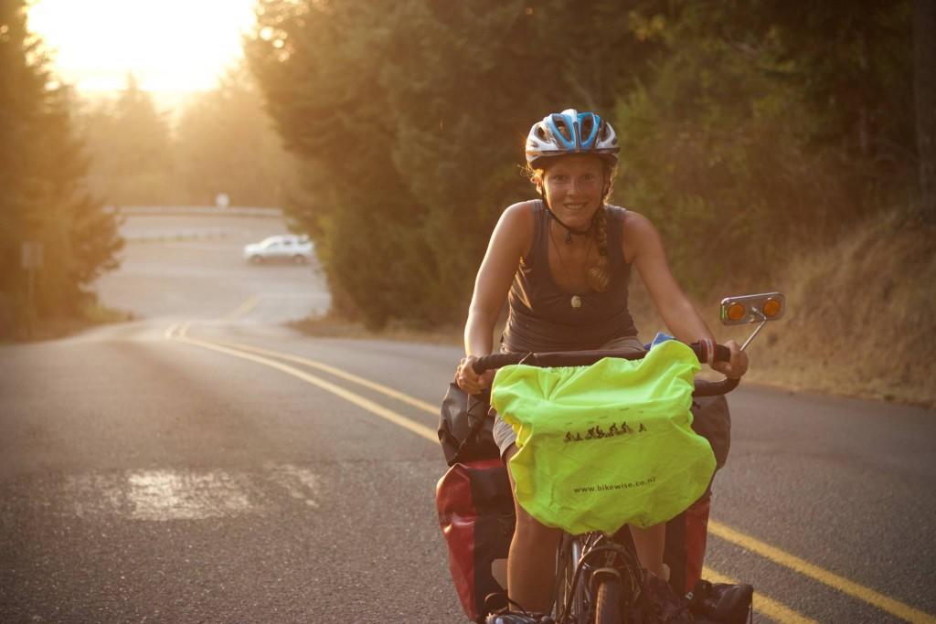 Cycling Oregon