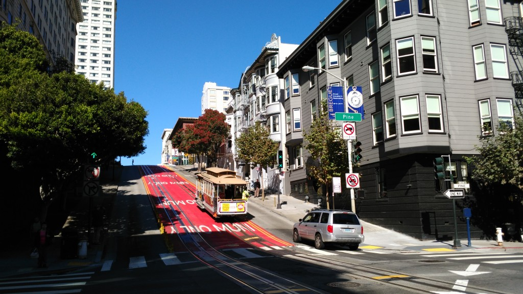 Summer in San Francisco