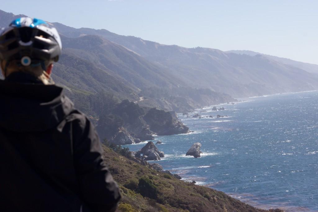 Stunning ride through the Big Sur Scenery