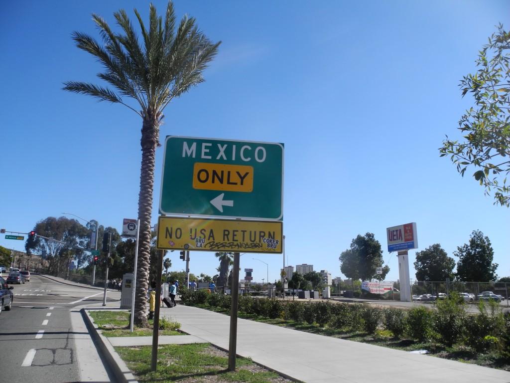Mexico Only! No USA Return!