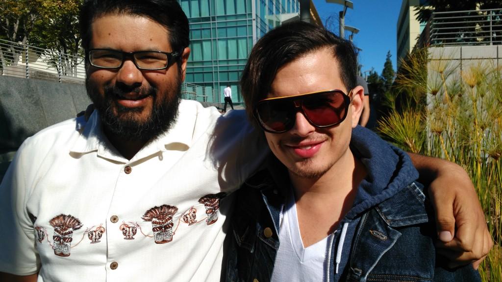 Roberto and Carlos