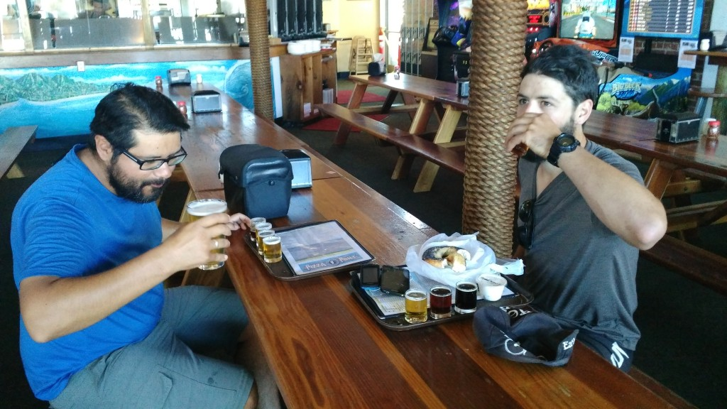 Craft beer and Pizza in Carlsbad