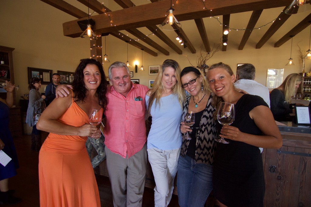 Wine Tasting near Los Olivos