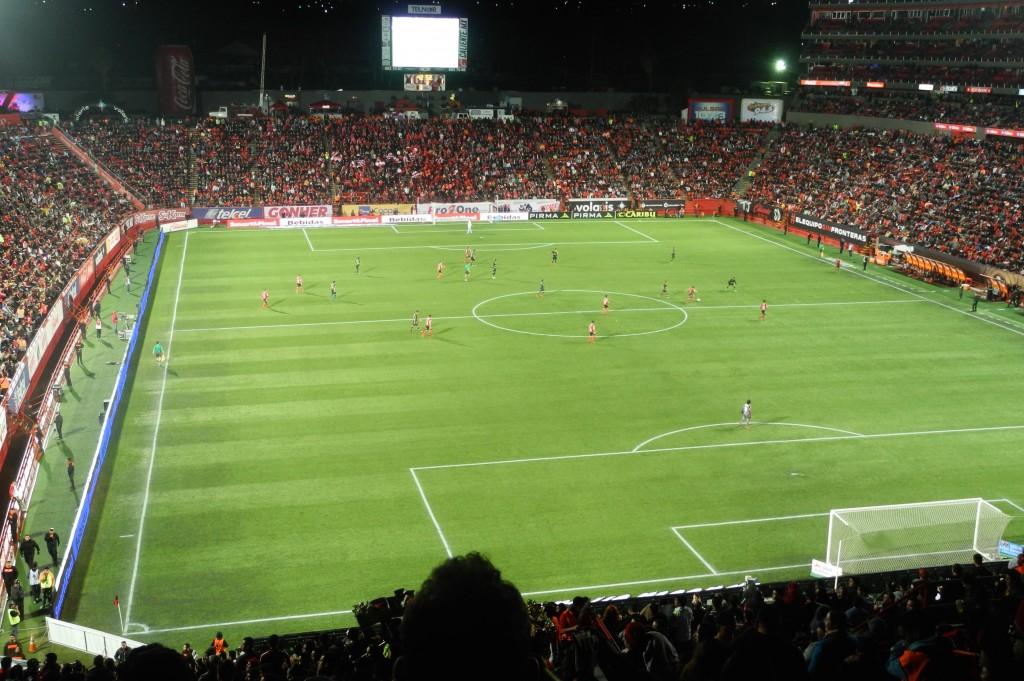 Estadio Caliente Casa de los XOLOS