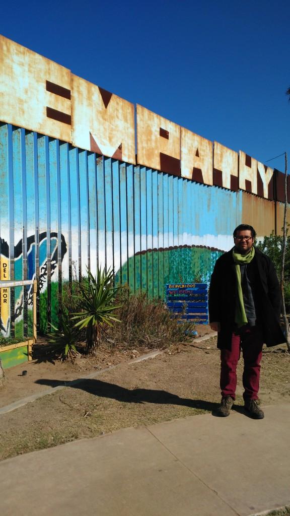 Empathy am Strand von Tijuana